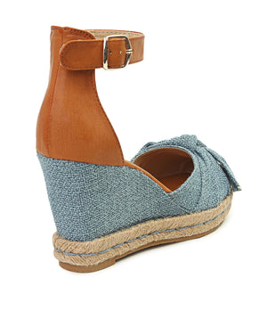 Wedge - Blue