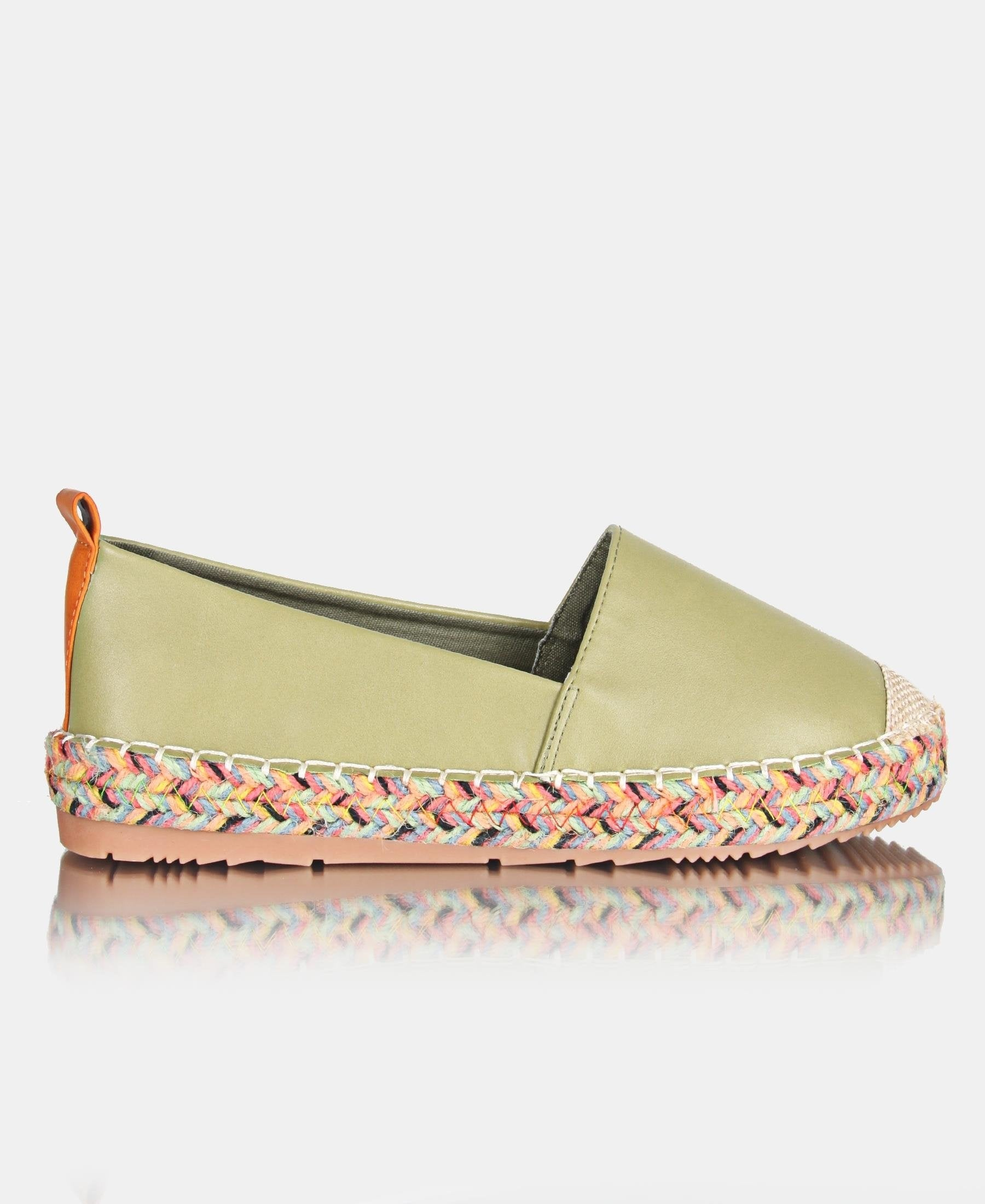 Espadrilles - Green - planet54.com