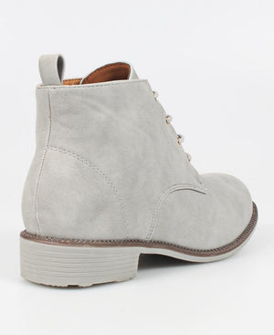 Ankle Boot - Grey