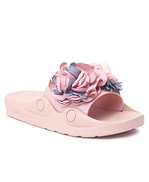 Jelly Sandals - Mink