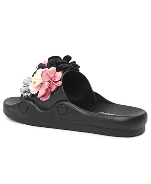 Jelly Sandals - Black
