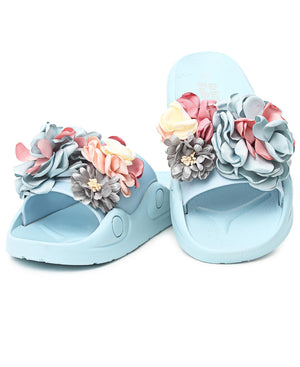 Jelly Sandals - Blue