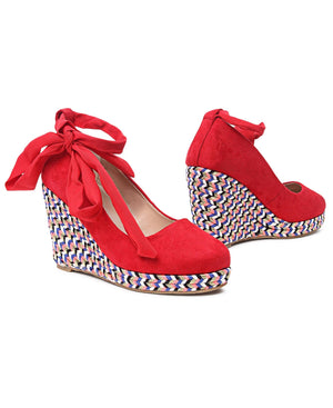 Wedge - Red