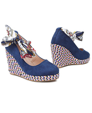 Wedge - Navy
