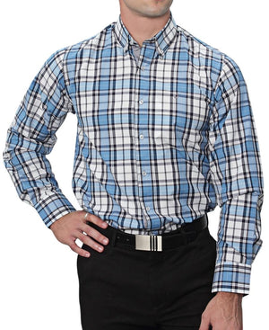 Regular Fit Shirt - Light Blue