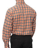 Regular Fit Shirt - Orange