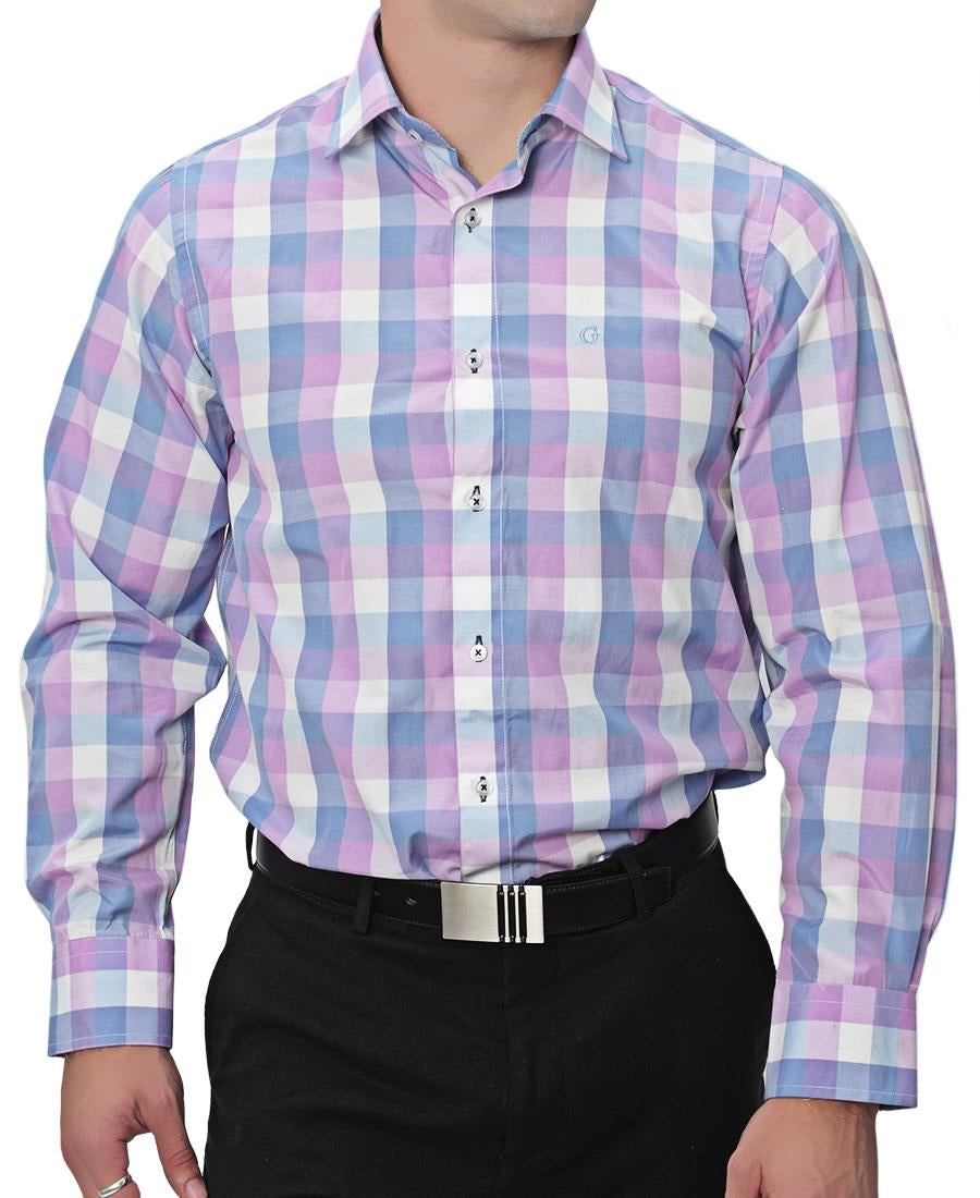 Regular Fit Shirt - Purple