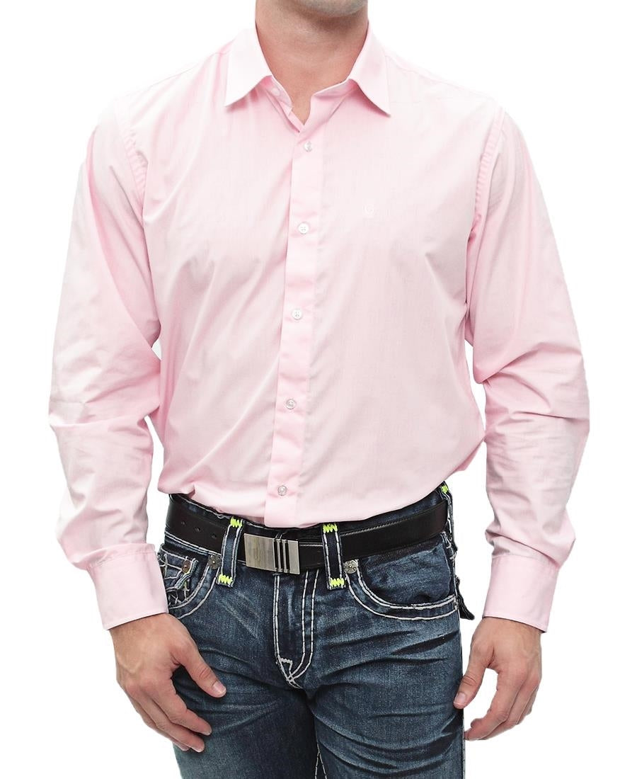 Tailored Fit Shirt - Pink