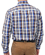 Check Shirt - Brown