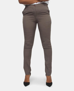 Formal Pants - Brown