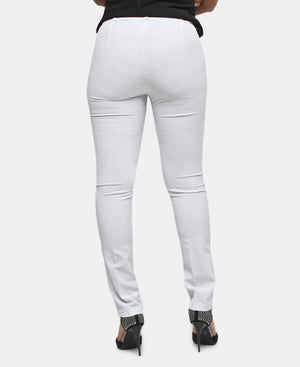 Formal Pants - White