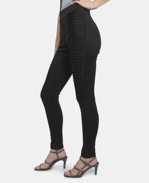 Ponti leggings - Black