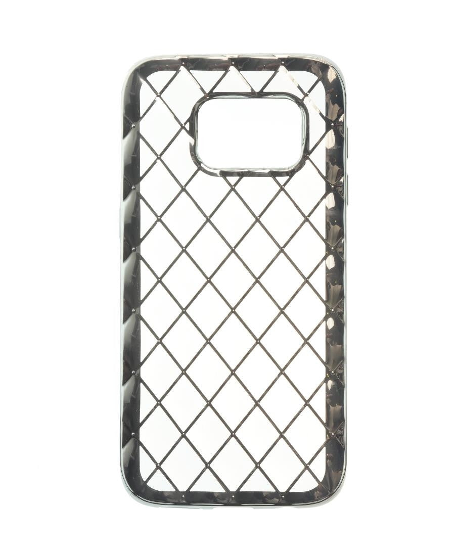 Samsung S7 Cover  - Silver
