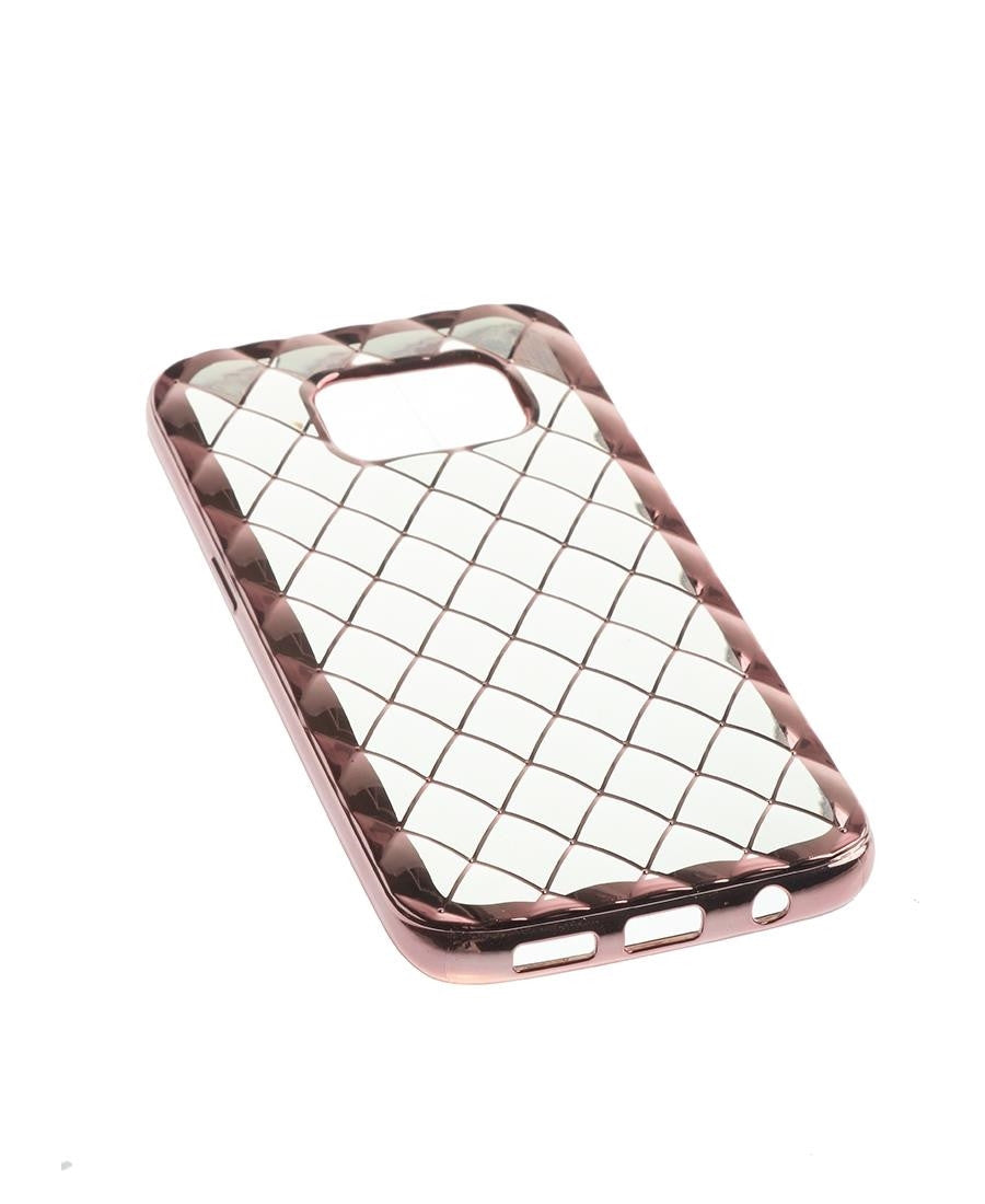 Samsung S7 Edge Cover  - Rose Gold