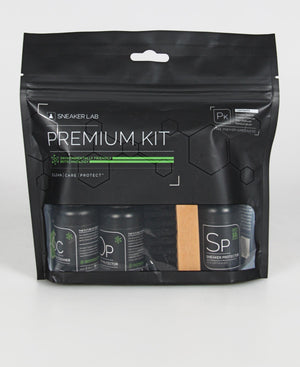 Sneaker Lab Premium Kit - Black