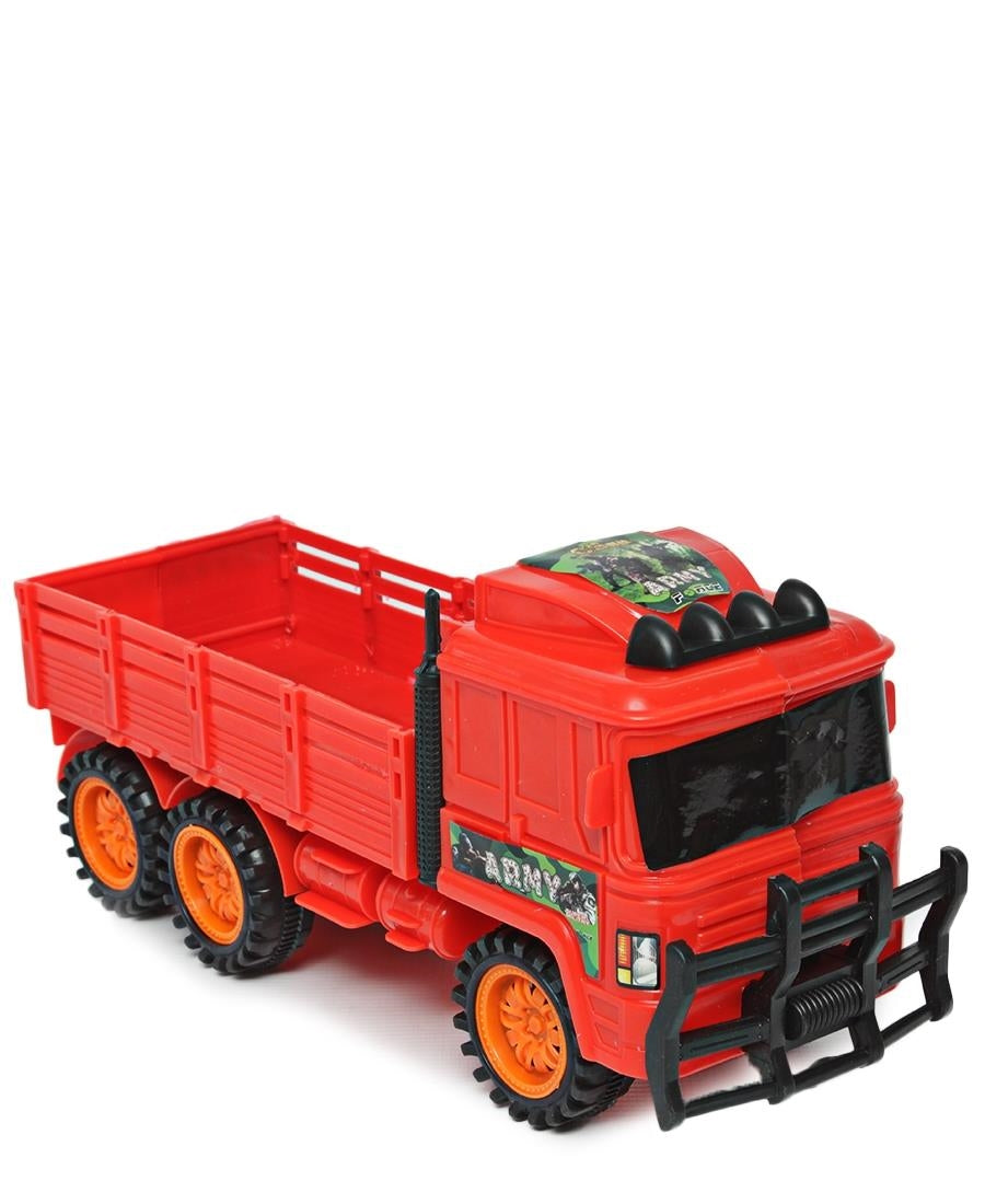 Army Troop Truck - Red