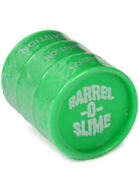 Mini Barrel Slime - Green