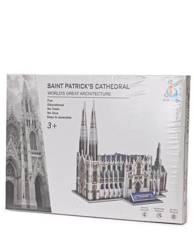 3D Cathedral Puzzle - Multi