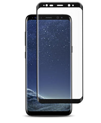 Samsung S8 Screen Guard - Black