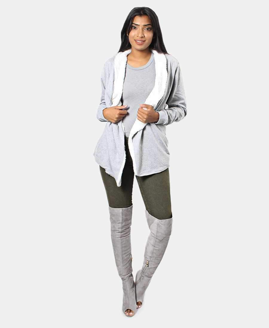 Ladies' Scherper Jacket - Grey