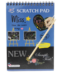 Scratch Pad - Blue
