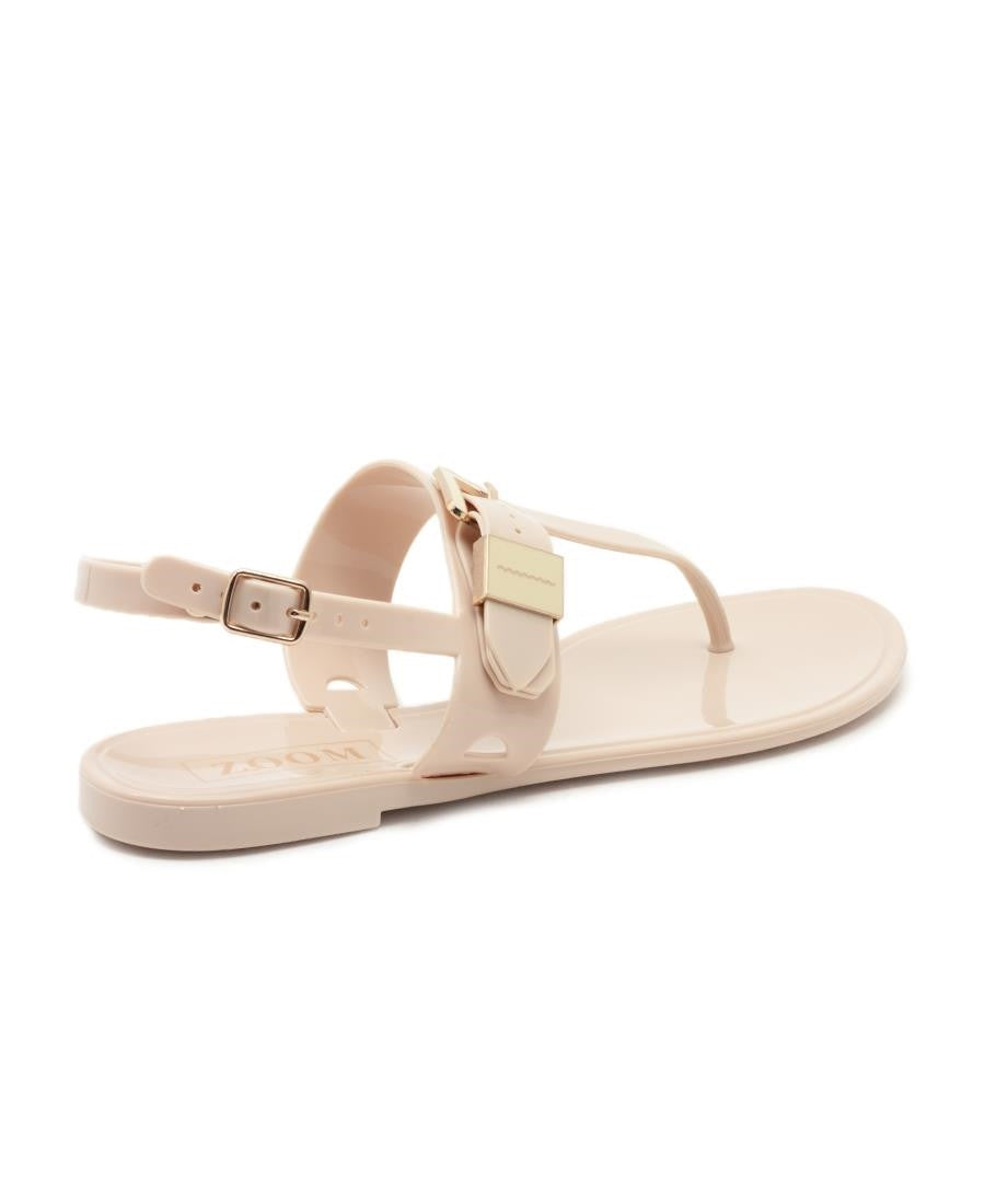Ankle Strap - Nude