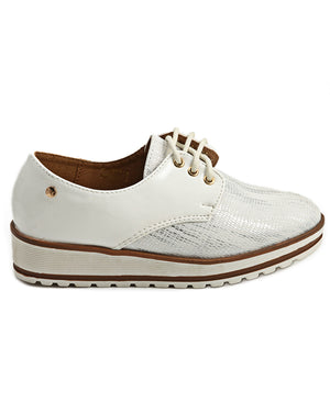 Girls Derby - White