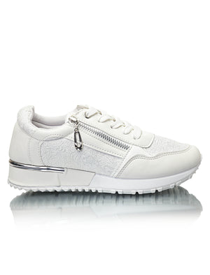 Ladies' Balance - White