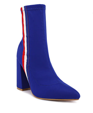 Racer Boot - Blue