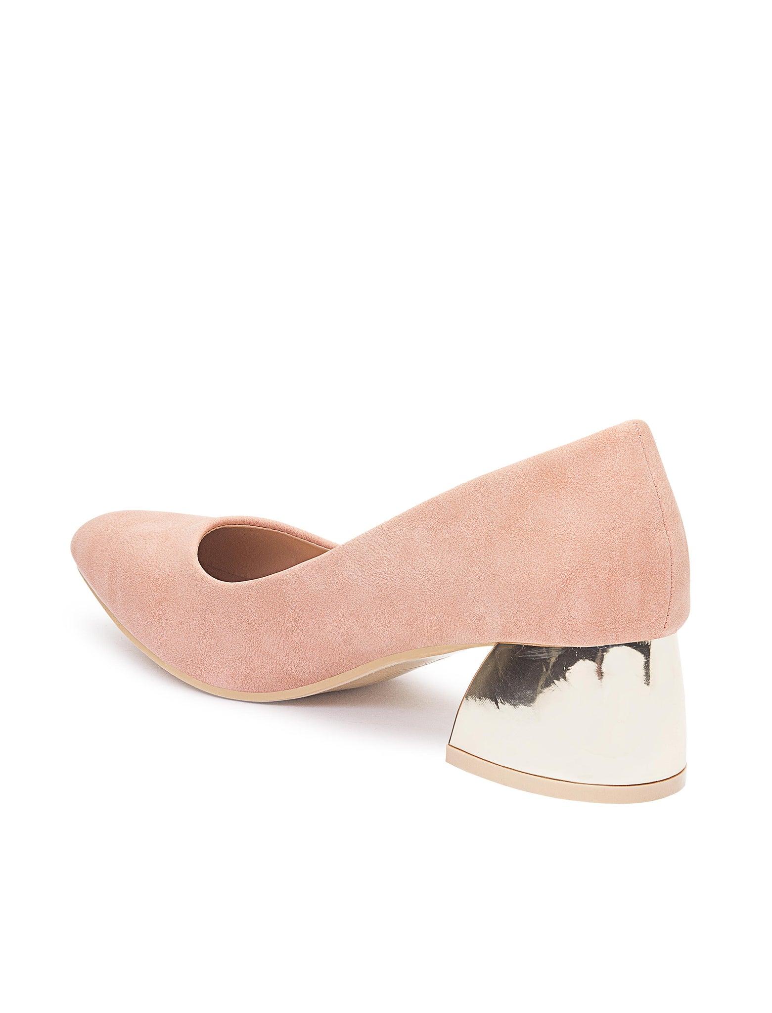 Court Shoe - Mink