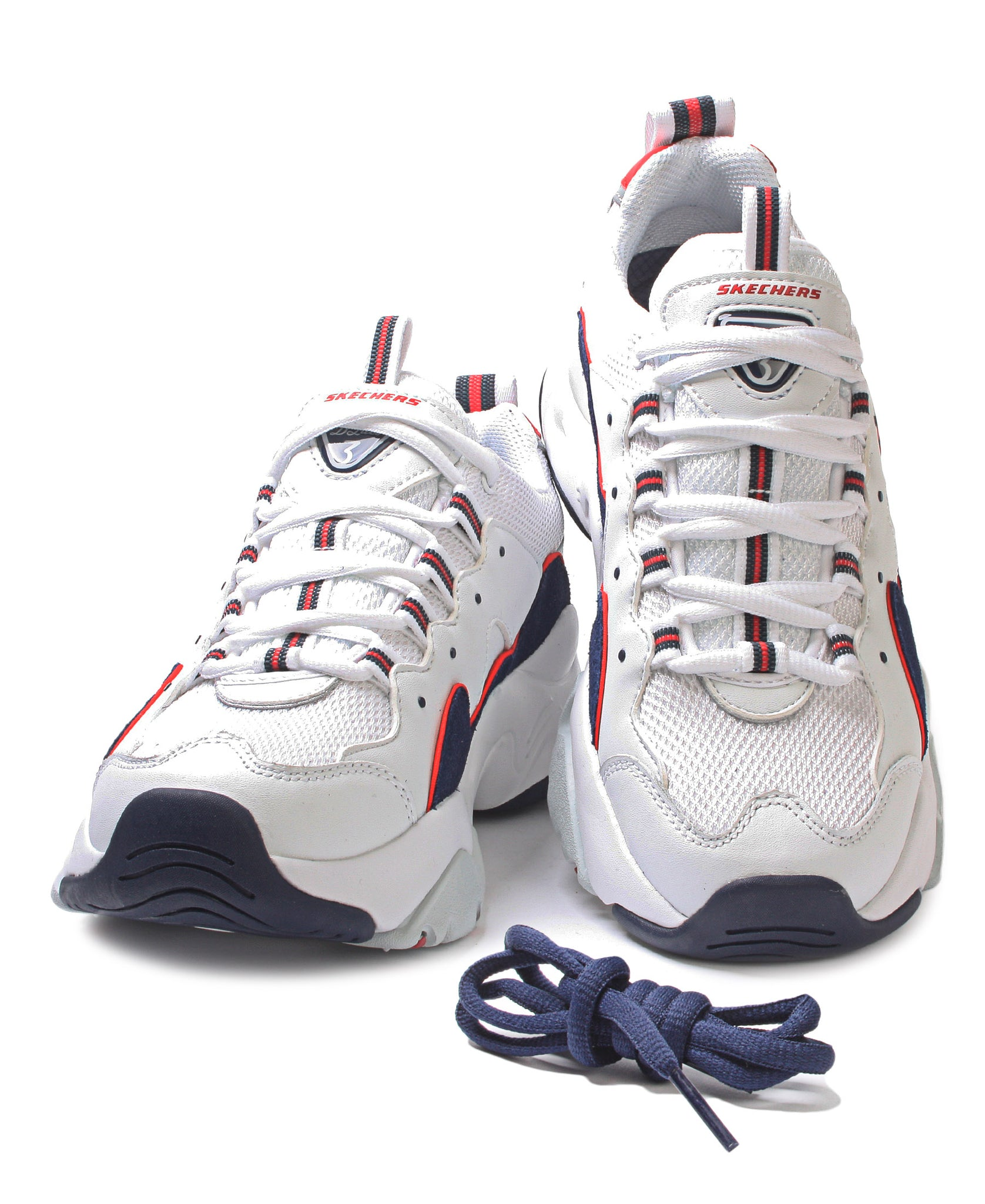 D Lites 3.0 Sneakers - White-Navy