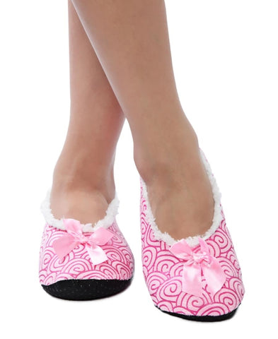 Bedroom Shoes - Pink