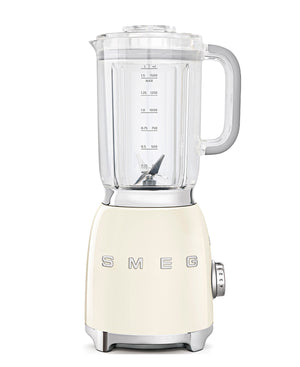 Smeg 1.5LT Blender - Cream