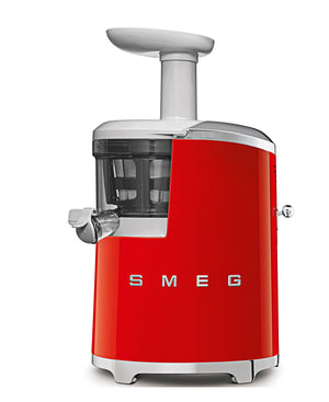 Smeg Slow Juicer - Red