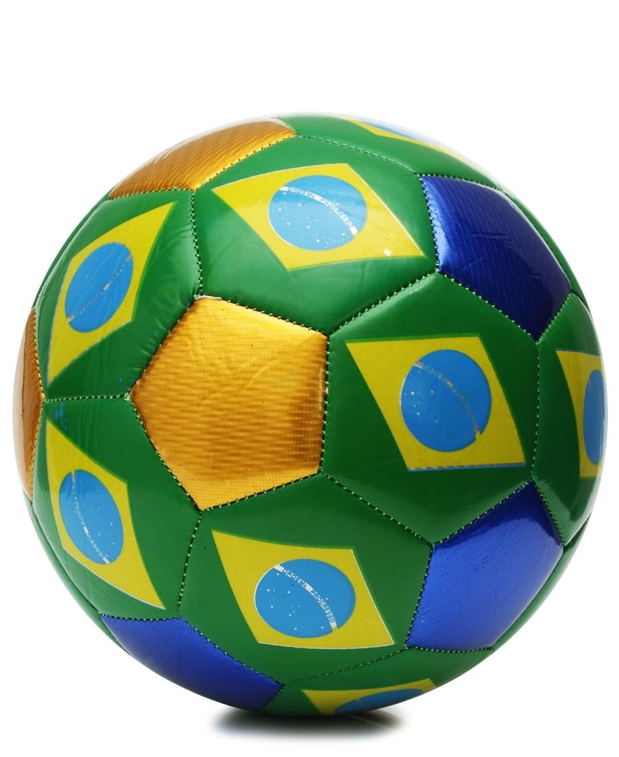 Soccer Ball - Green