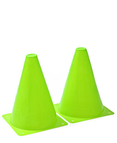 Soccer Cones - Set Of 2 - Green