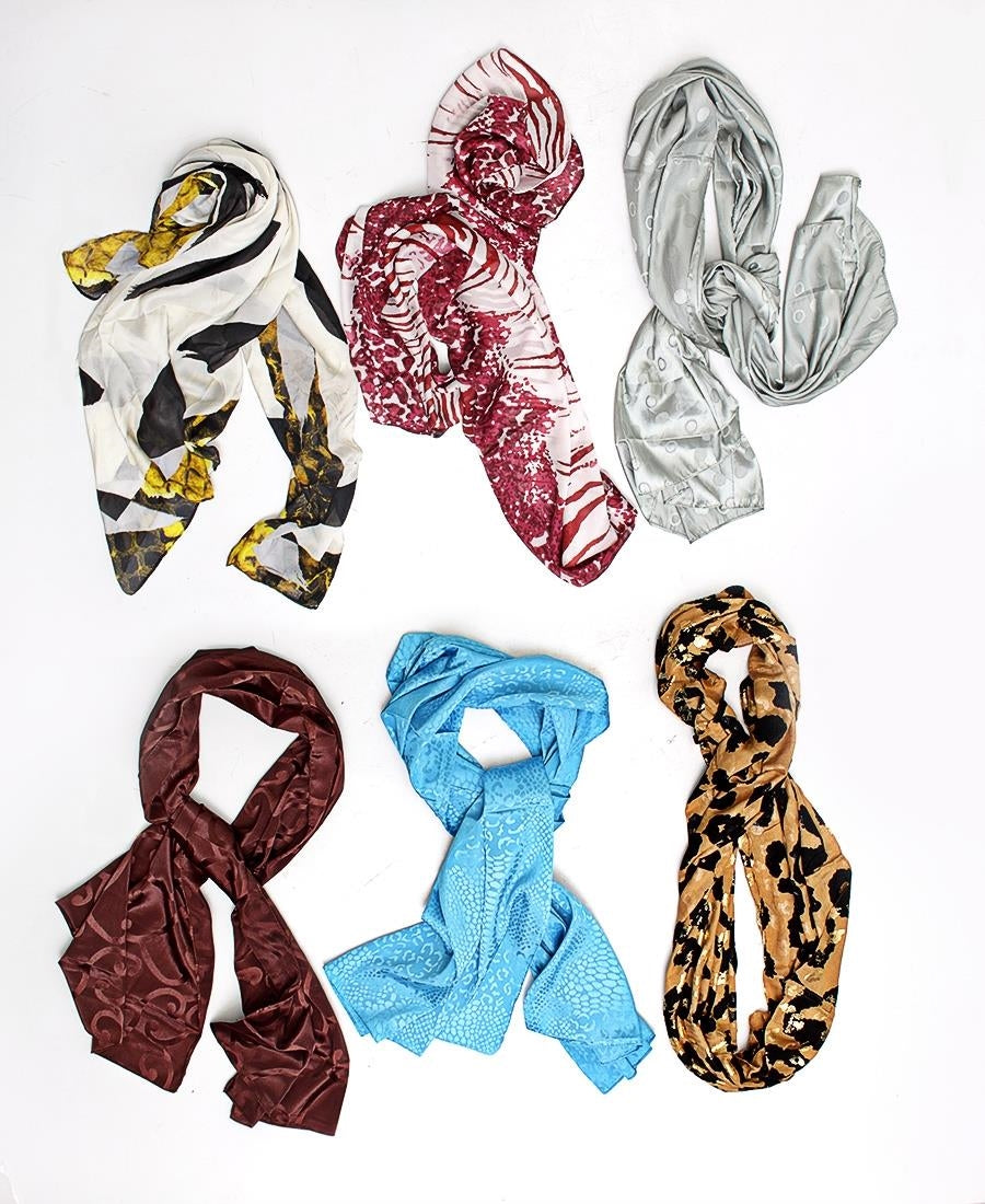 Assorted Summer Scarves - Multi