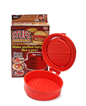 Stufz Burger - Red