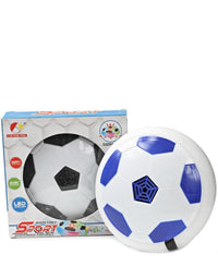 Suspended Football - Blue