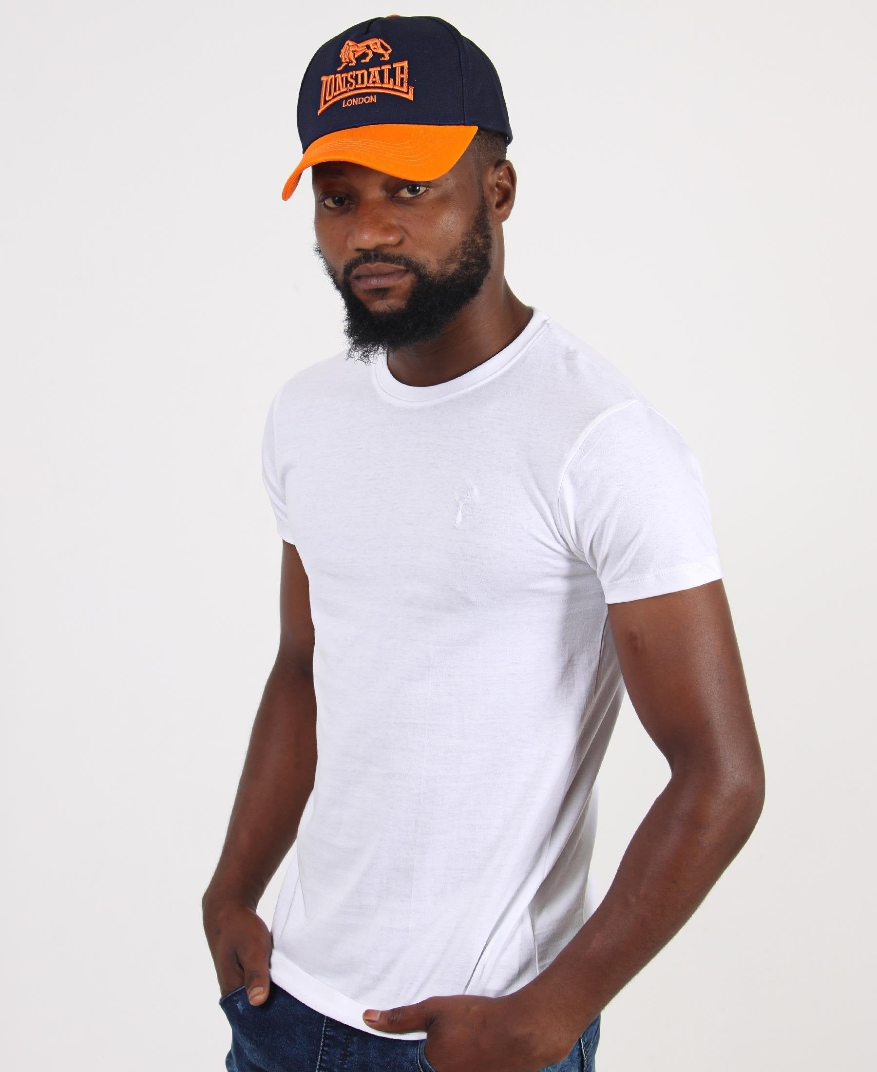 Men's Basic Tee - White