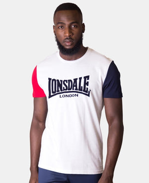 Lonsdale Crew Neck T-Shirt - White