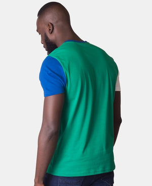 Lonsdale Crew Neck T-Shirt - Green