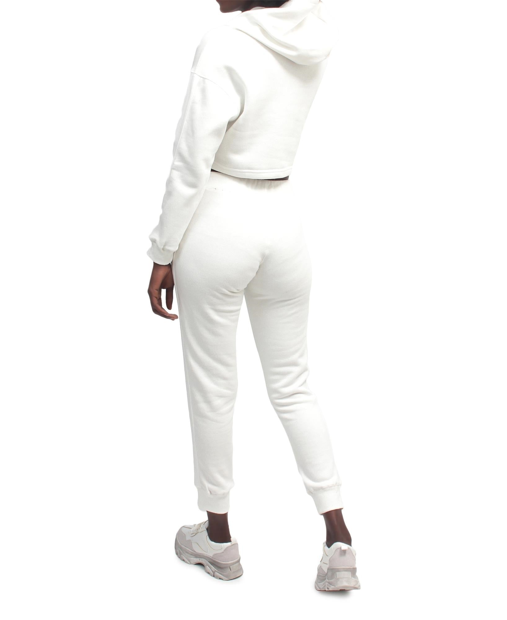 2 Piece Tracksuit - White
