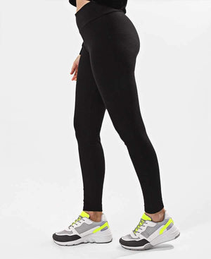 Ladies' Lycra Tights - Black