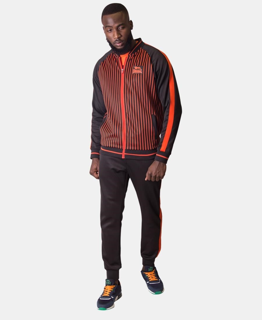 Lonsdale Tracksuit Pants - Orange