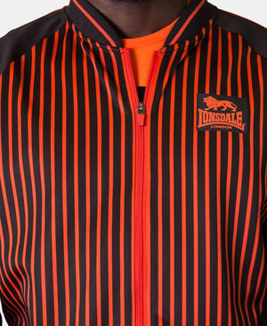Lonsdale Tracksuit Jacket - Orange