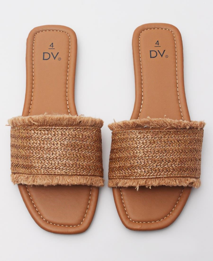 Casual Sandals - Tan