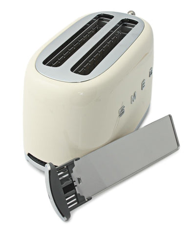 Smeg Toaster 4 Slice - Cream