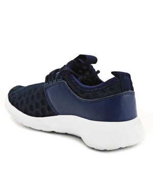 Boys Honeycomb - Navy