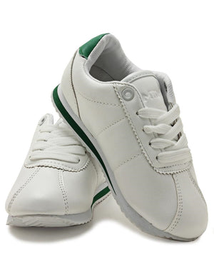 Boys Legacy - White-Green